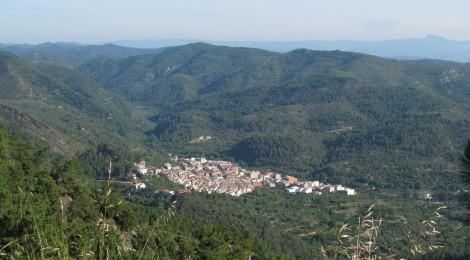 Un paseo por Espadán. Los alcornocales y la fabricación del corcho (1ª parte)