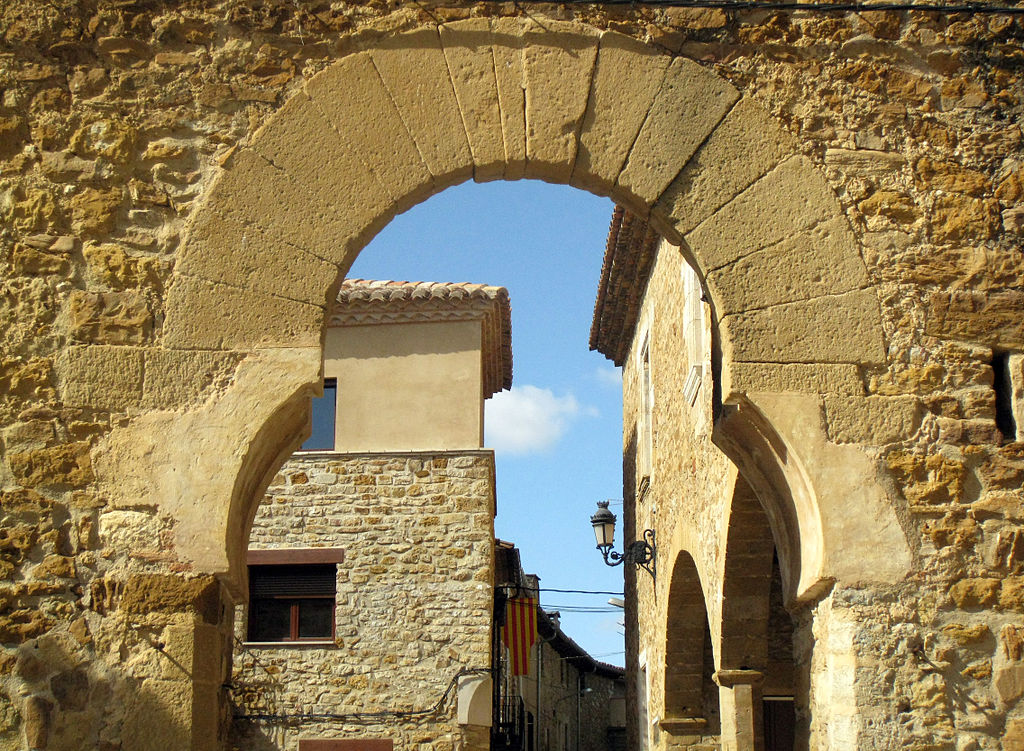 Arc de la Mola. Autor, Enfo