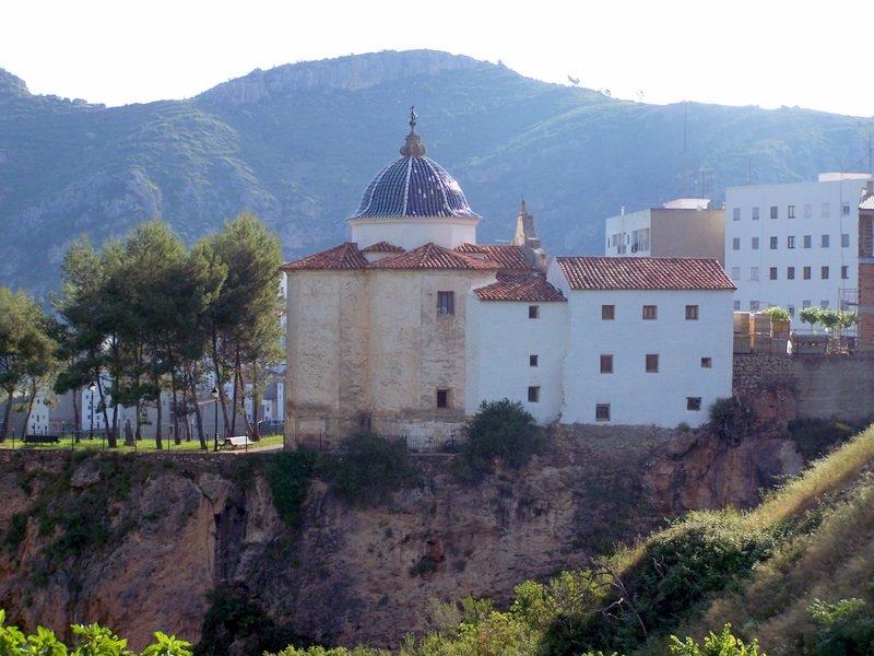 Ermita de San Antonio. Autor, Fresteller