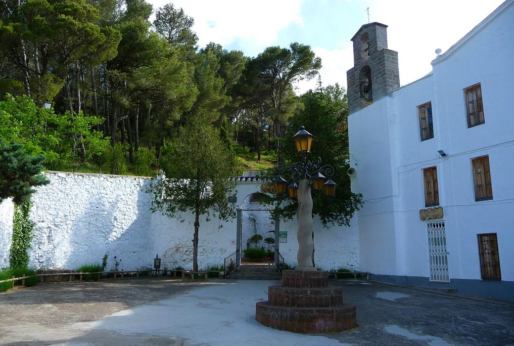 Santuario de la Cueva Santa. Autor, Pedro Agüera