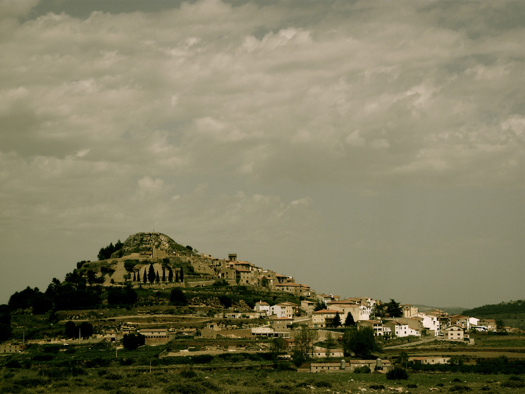 Vista de Culla. Autor, Manel