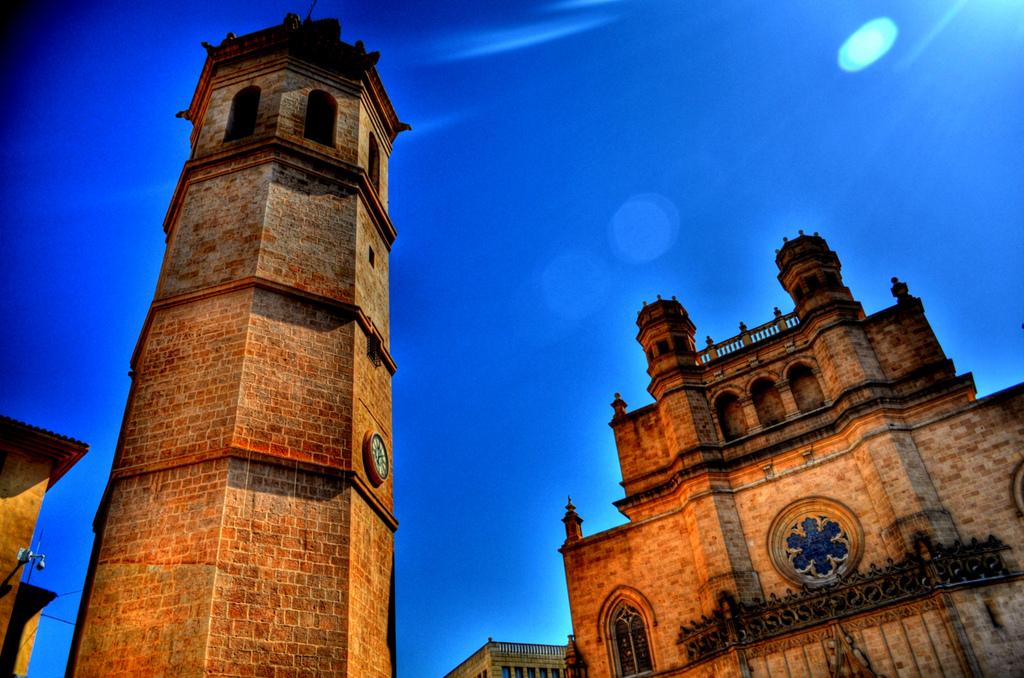 Fadrí i cocatedral de Santa Maria de Castelló. Autor,Tony Shertila