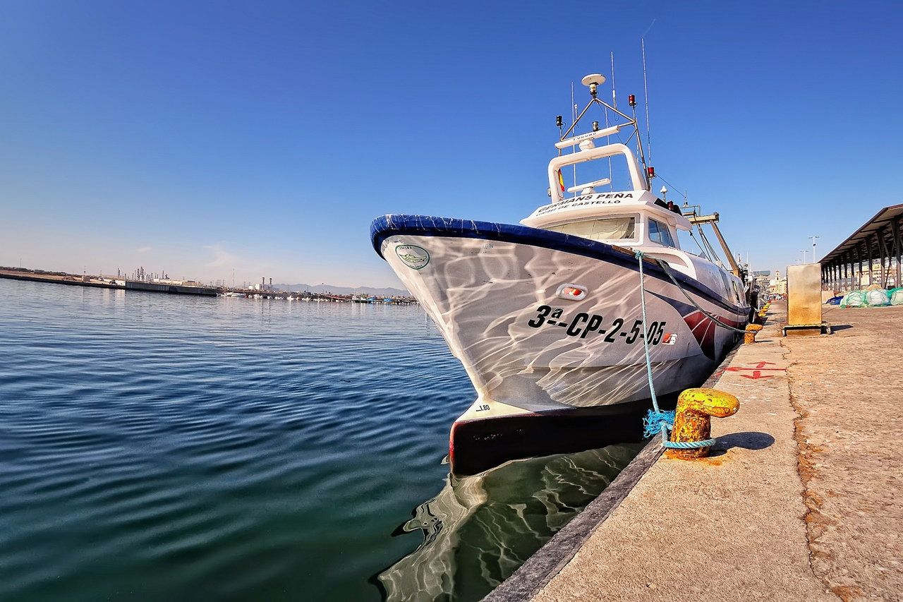 Port pesquer del Grau de Castelló. Autor, Abariltur