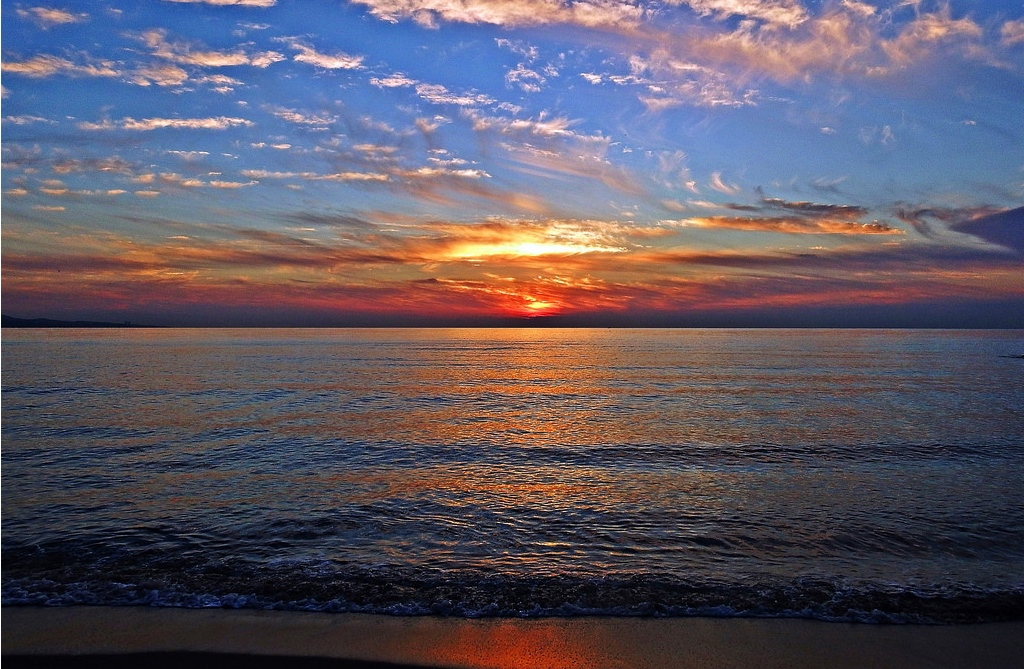 El Mediterráneo. Autor, Antonio Chac