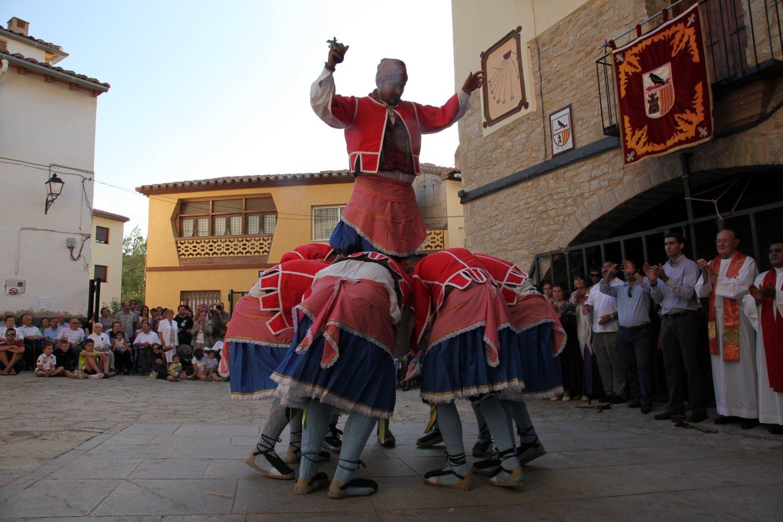 Dansa Guerrera de Todolella. Autor, Ajuntament de Todolella