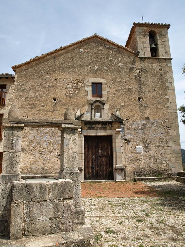 Ermita de Santo Domingo de Vallibona. Autor, Julio Armelles