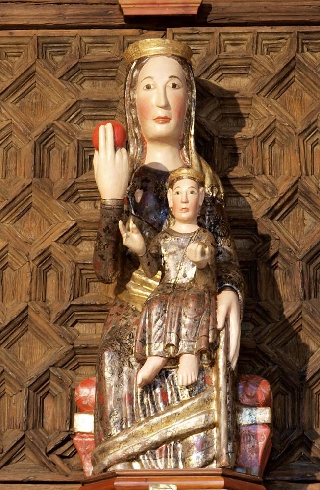 Virgen de la Naranja de Olocau
