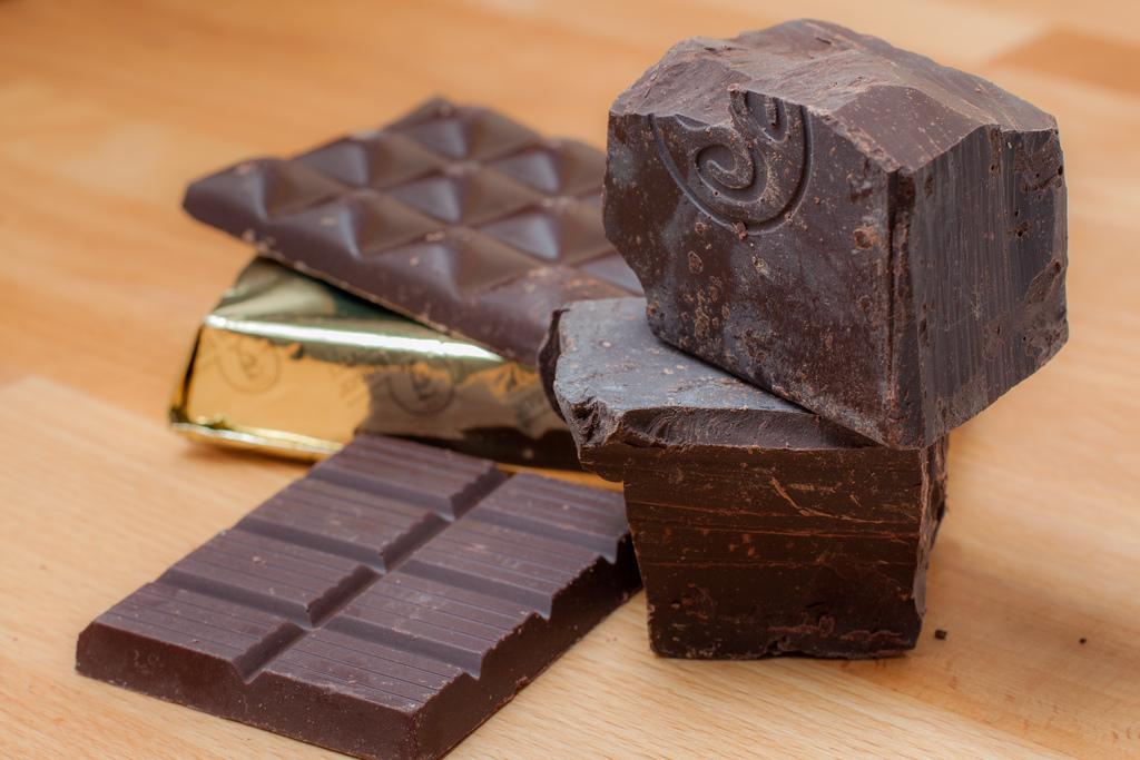 9. Chocolate negro. Autor, Timsackton