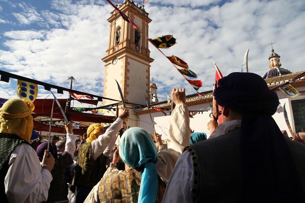 Feria Medieval de Mascarell. Autor, Ayuntamiento de Nules