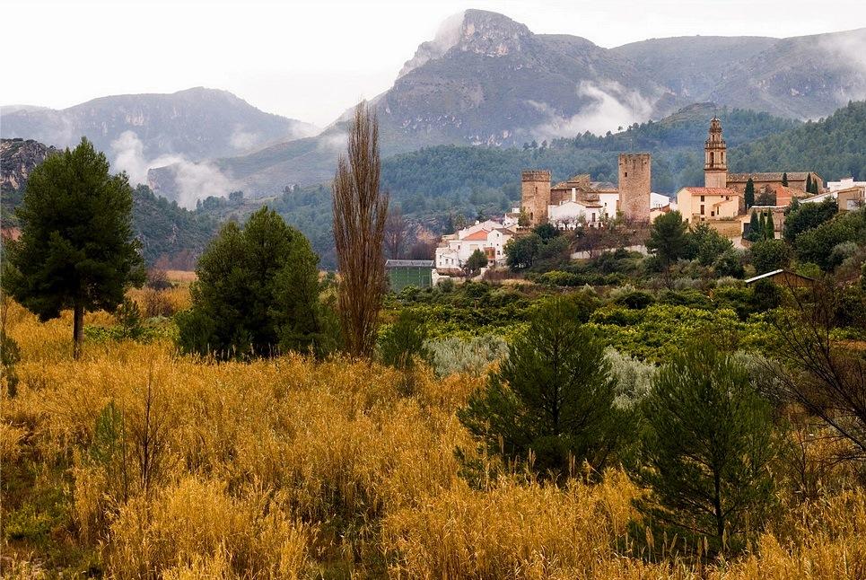 Vista de Argelita. Autor, Javier Bort García
