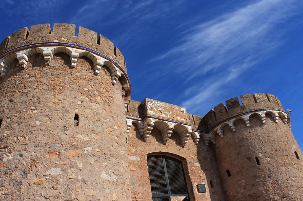 Castillo de Onda. Autora, palomaa wersikowsky