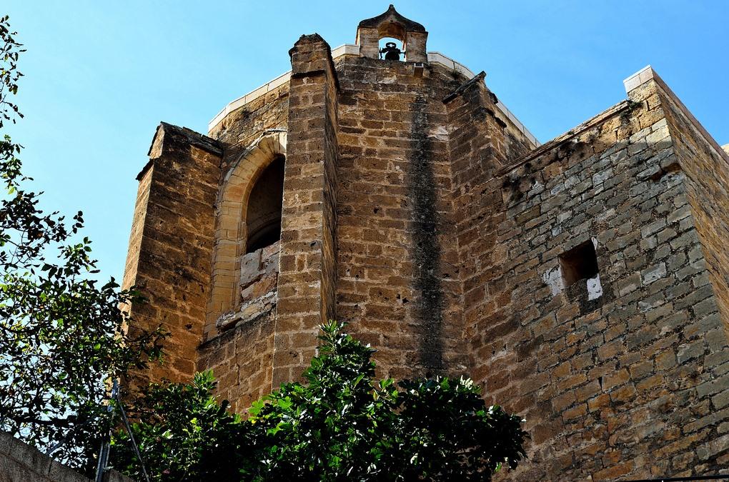 Santa Agueda, Jérica. Autor, Antonio Mañes