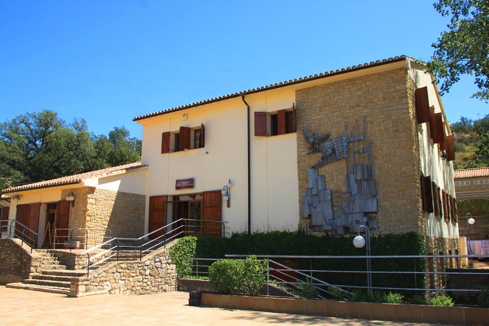 Colonia Escola de Natura Seidia, Fundación Caja Castellón