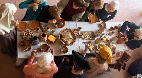 Comer y beber en el Castellón Medieval (1ª parte)