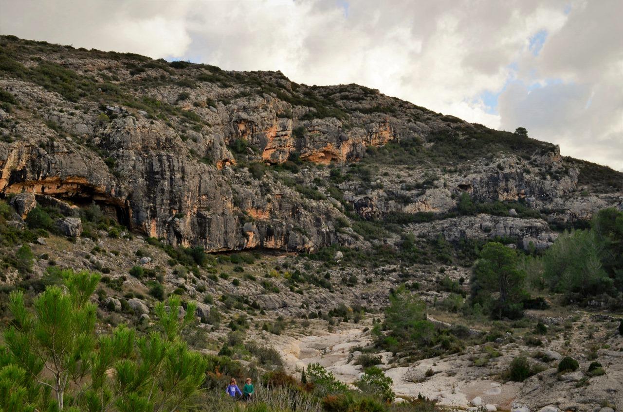 Coves de Vinromà Comunidad Valenciana Castellón turismo familiar