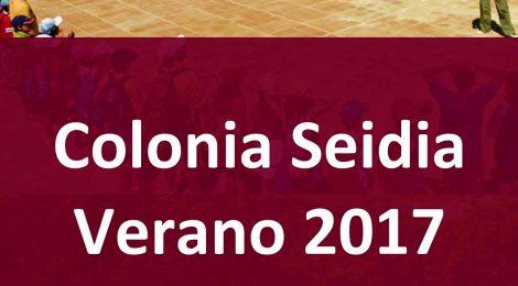 Colonias verano niños Seidia Castellón 2017