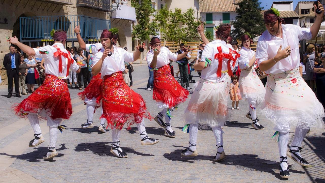 Els dançants de Forcall