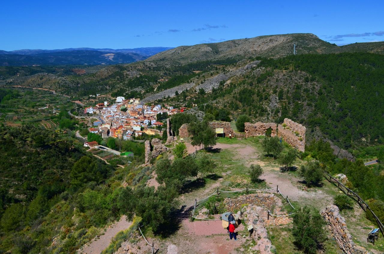 Ruta por Vall de Almonacid, entre olivos y almorávides 2