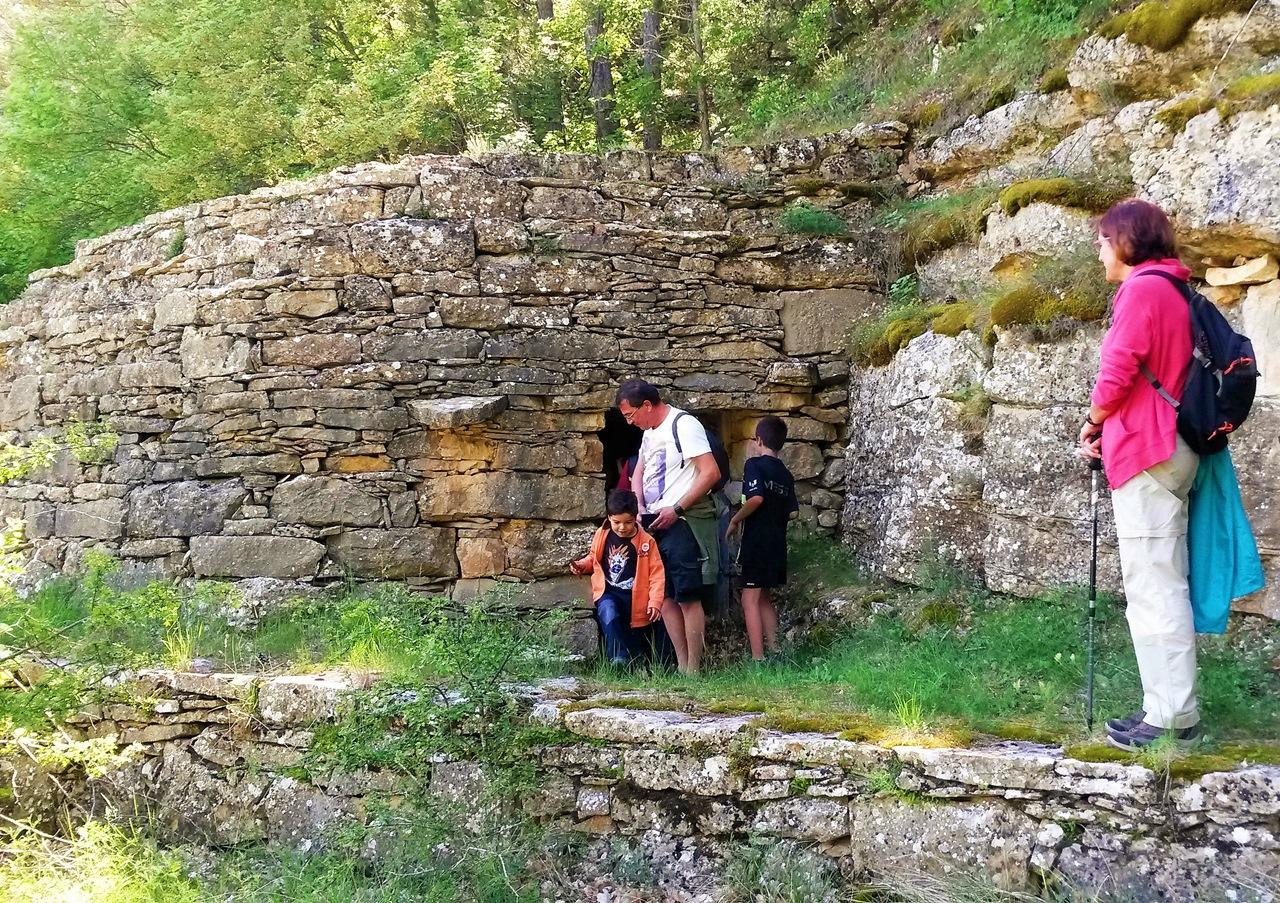 Ruta por Vilafranca y el bosque de La Parreta