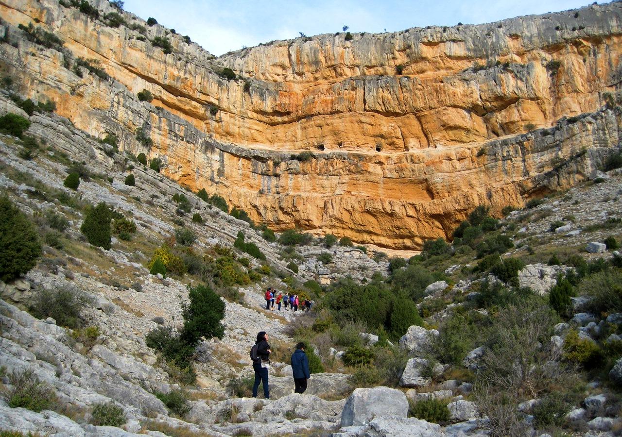 Ruta por el Racó del Frare en Sant Mateu