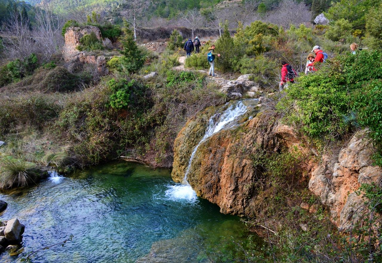 Ruta por el nacimiento del río Palancia (El Toro)