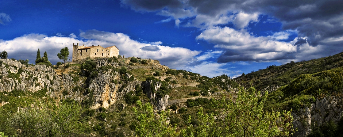 Castell en Atzeneta. Autor, Arcadividal