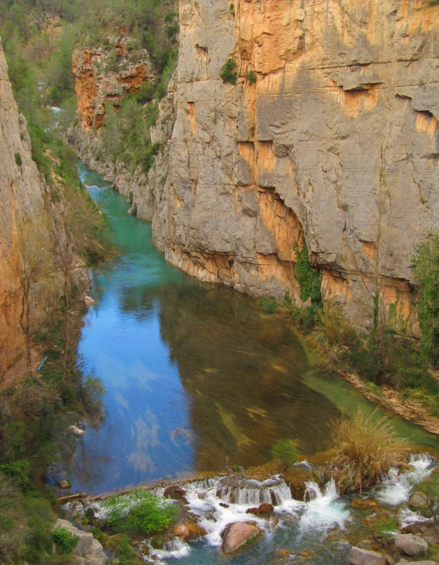 Montanejos Castellón en Ruta Turismo Termal