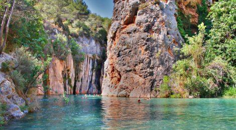 Montanejos Castellón en Ruta Turismo Termal Comunidad Valenciana