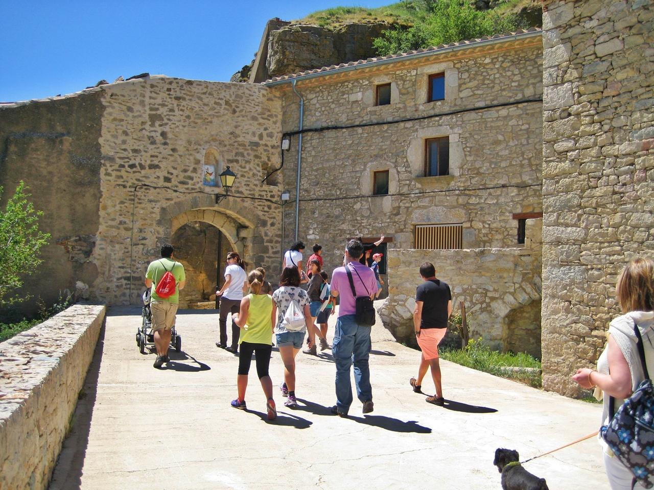 Visitando Ares del Maestrat