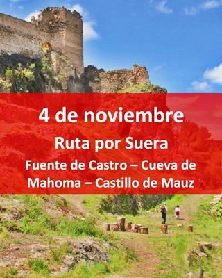Suera-ruta-castillo-Mauz-1