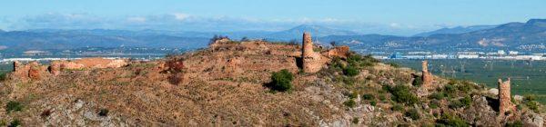 Ruta por La Vilavella: balneario, castillo, templo de Apolo, trincheras y mina Mª Fernanda