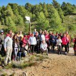 Castellón en Ruta senderismo Valencia ecoturismo