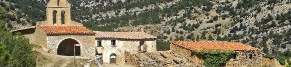 Ruta por Vistabella del Maestrat: Pla de Vistabella – Pinturas rupestres de Serradassa – Sant Bertomeu – Castillo del Boi