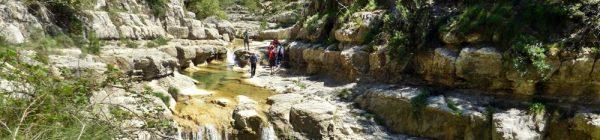 Ruta por Morella: Riu de les Corses - Fuente Esperanza - Toll Blau - Fuente Doncella - cueva de los Maquis