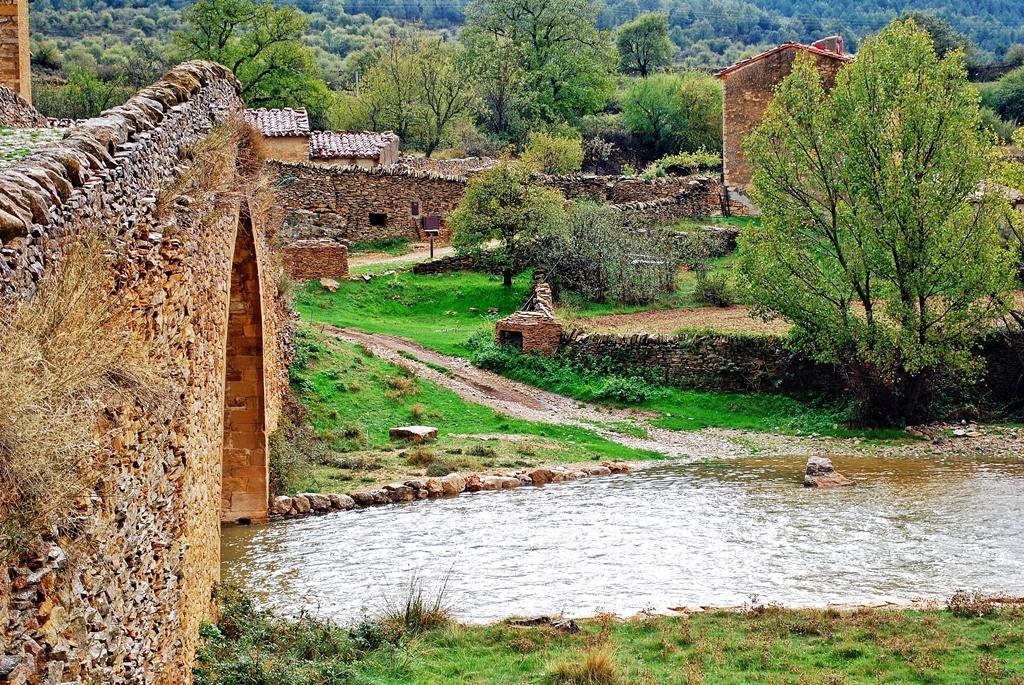 Vilafranca pont pobla ballestar