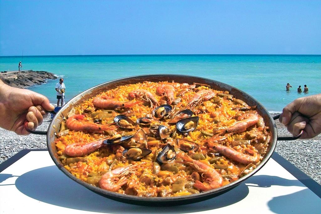 arroz paella castellon