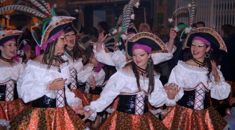 Carrozas, desfiles y mascaradas. Los carnavales de Vinaròs (2ª Parte)
