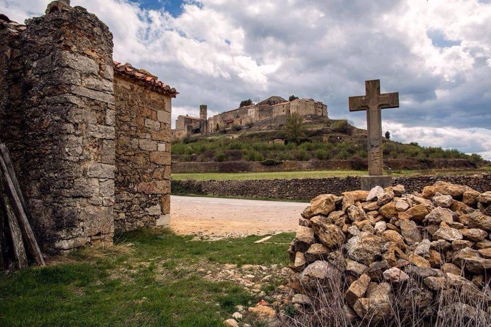 Vista de Culla. Autor, Antonio Porcar Cano