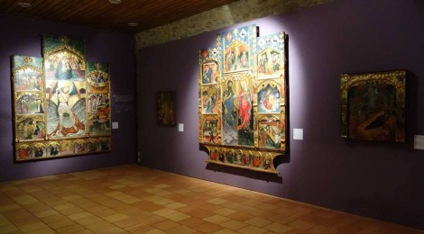 Arte e historia en Culla. El Tapiz de la Santa Cena de la catedral de Tortosa