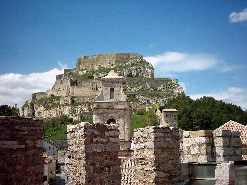 Castillo de Morella. Autor, Manel