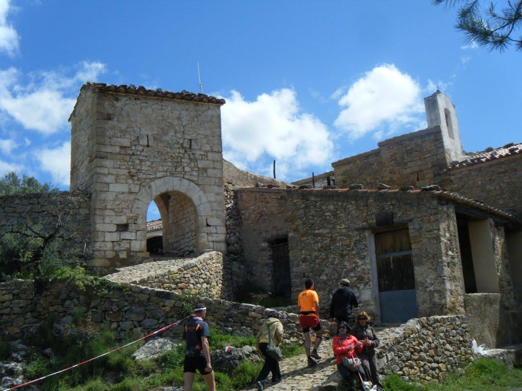 Ermita fortificada de San Miguel de Torrecelles. Autor, Ventepani