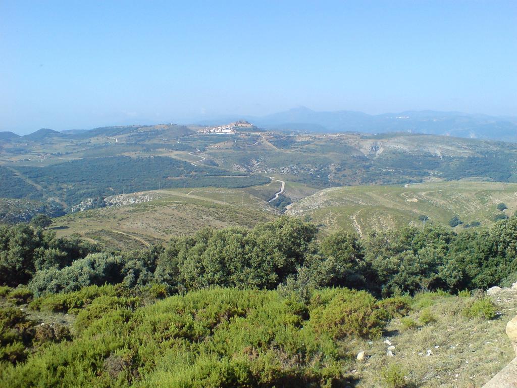 Vista de Culla desde la Ermita de San Cristóbal. Autor, Jorge Sanz