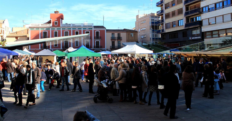 2 Feria de Santa Catalina. Autor, Ajuntament de Vila-real