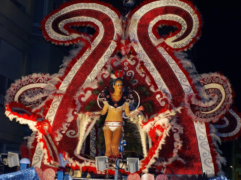 Carnaval de Vinaròs. Autor, ermolaevairina