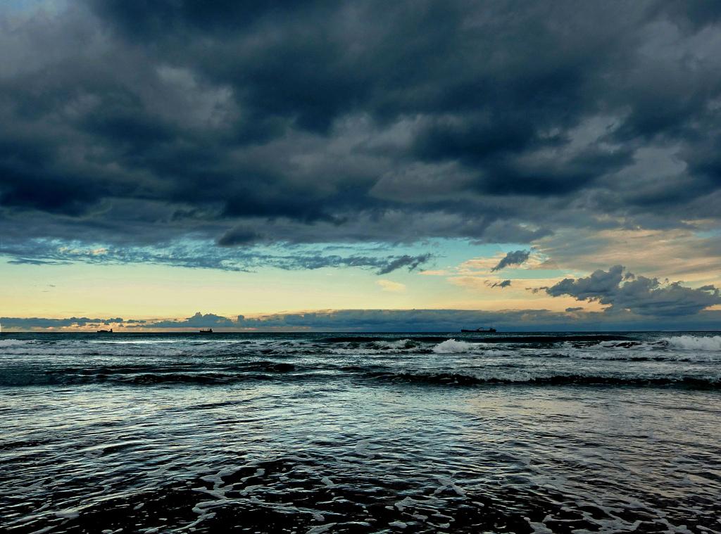 En la Playa. Autor, Bambo
