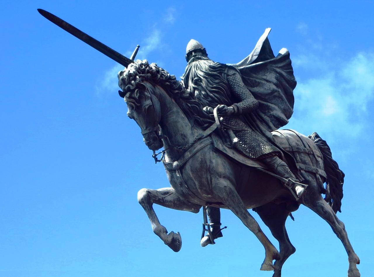 Rodrigo Díaz de Vivar, el Cid Campeador