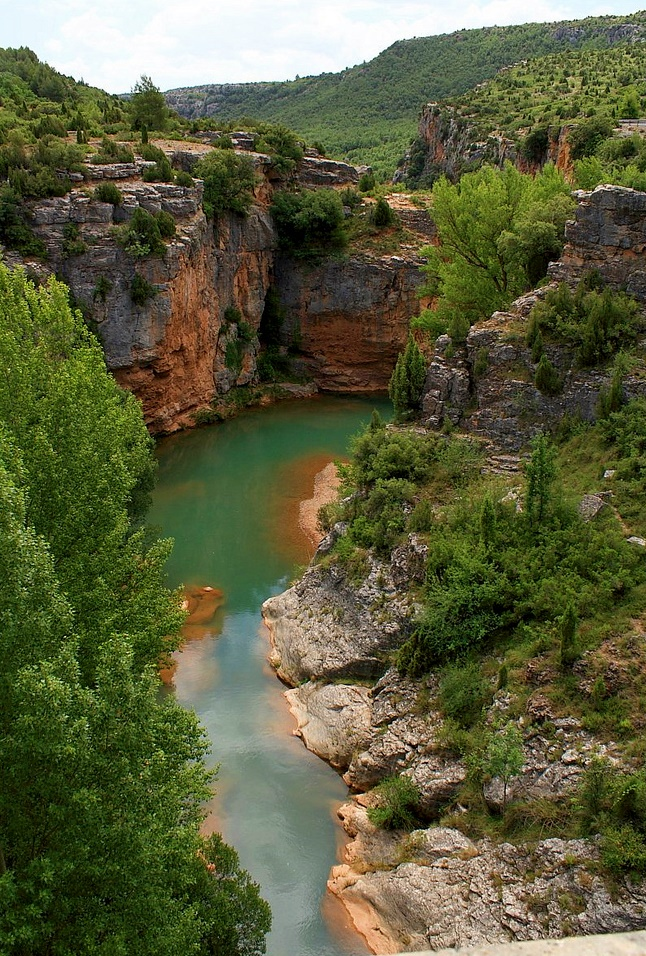 Estrecho del Río Mijares. Autor, Alber RS