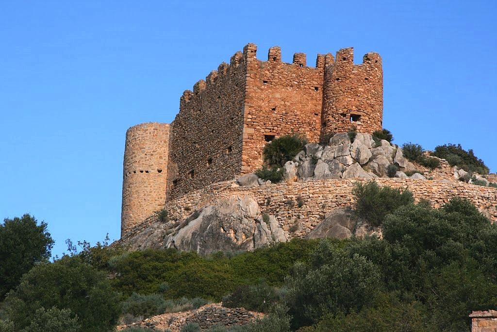 Castillo de l'Alcalatén. Autor, Marathón Cartagena