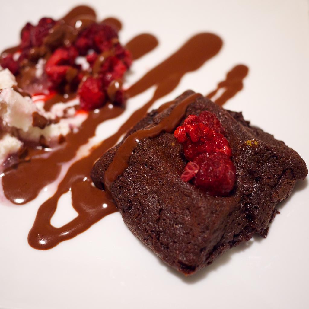 Receta de chocolate. Autor, Michael Carpentier