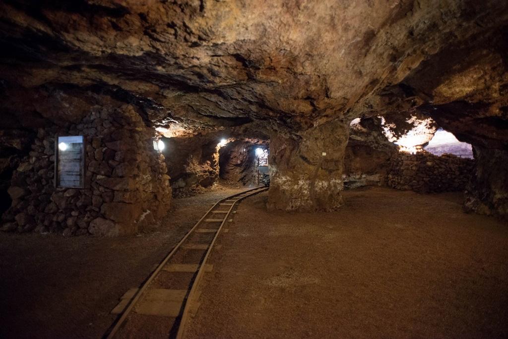 Parque minero del Maestrat. Autor, Néstor Gil